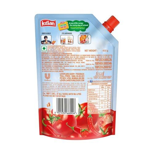 Kissan Sauce - Sweet & Spicy, 450 gm