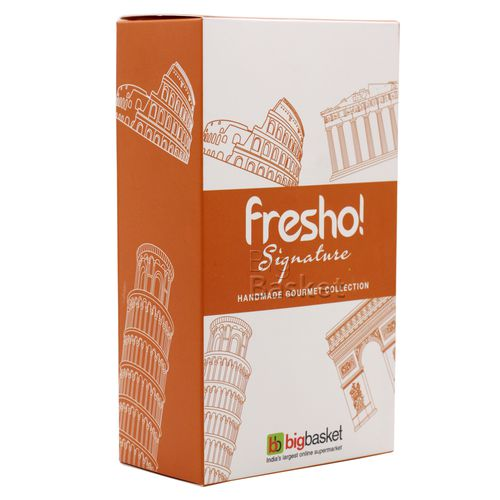 Fresho Signature Cake Rusk - Chocolate, 150 g