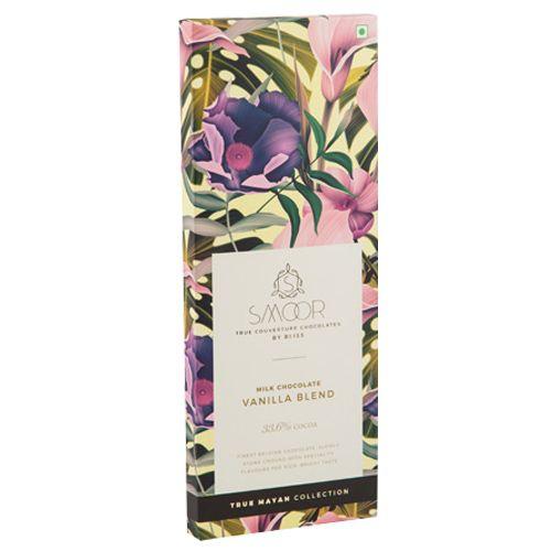 Smoor Mayan Bar - Vanilla, 100 gm