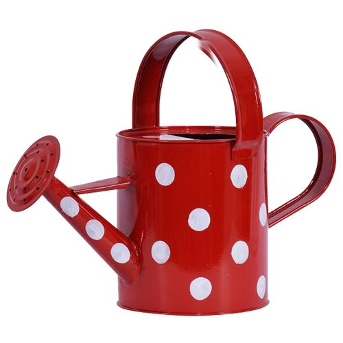Trust Basket Designer Watering Can - Red, 2 lt