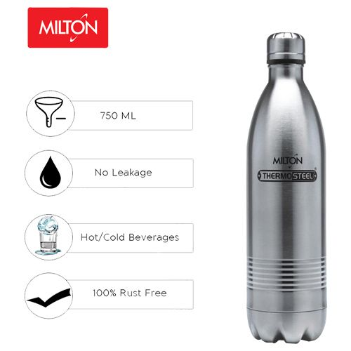 Buy Milton Water Bottle Thermosteel 24 Hour Hot Amp Cold