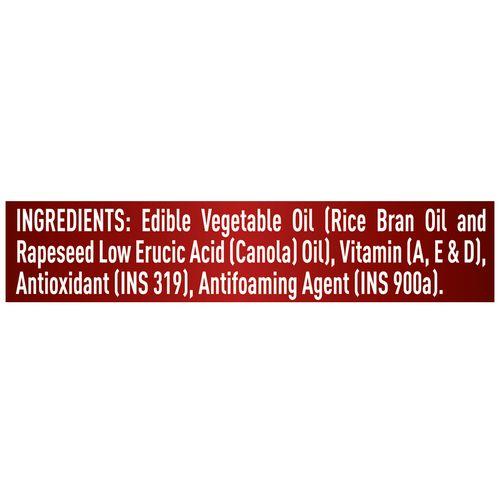 Nature Fresh Oil - Edible, Acti Heart, 1 L Bottle