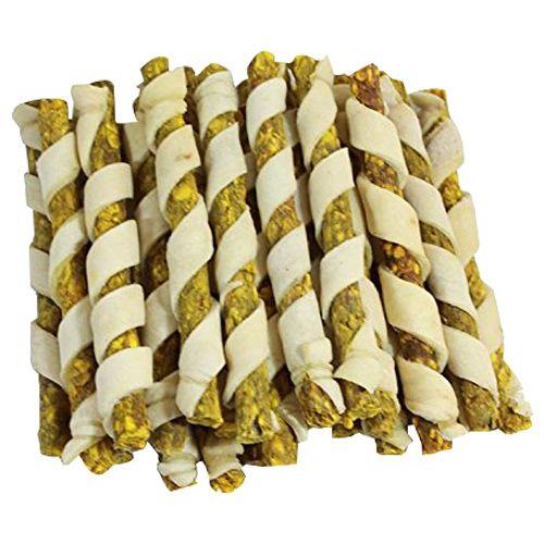 Chewers Dog Treat - Chicken Spiral Munchies, 250 gm