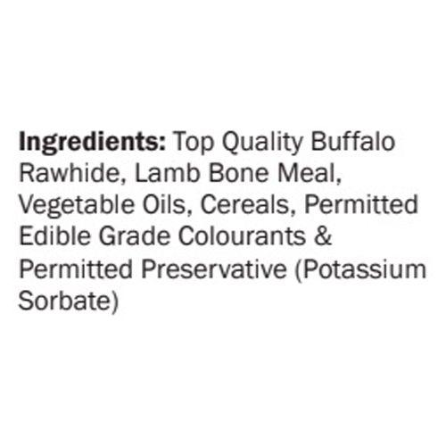 Chewers Dog Treat - Lamb/Mutton Hotdogs, 180 gm Contains 3 pcs