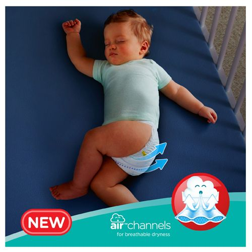 Pampers  Diaper Pants - Medium, 54 pcs