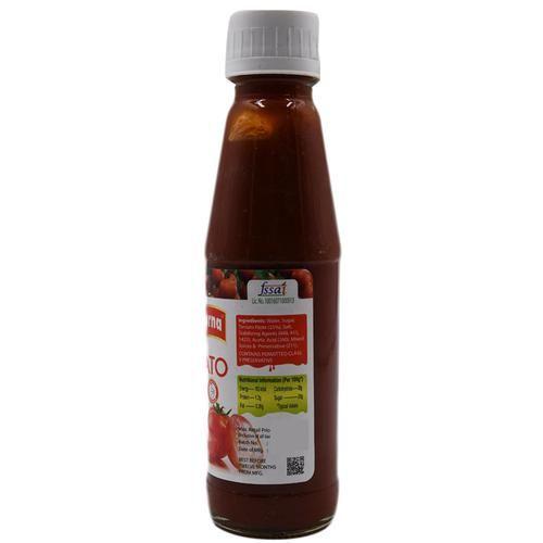 Annapurna Ketchup - Tomato, 200 g
