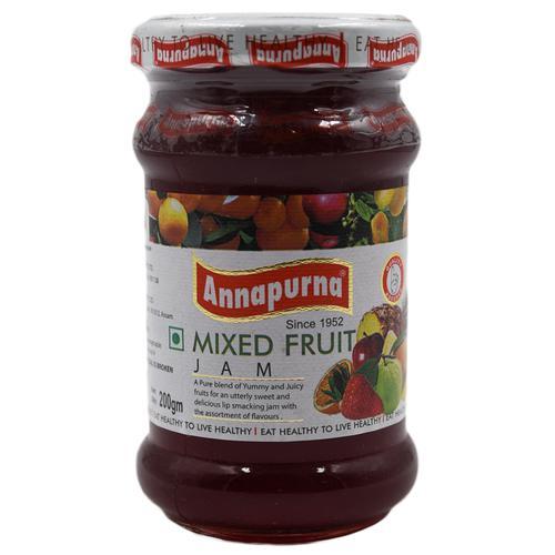 Annapurna Jam - Mixed Fruit, 200 g