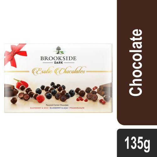 Brookside Exotic Chocolates - Gift Box, 135 gm