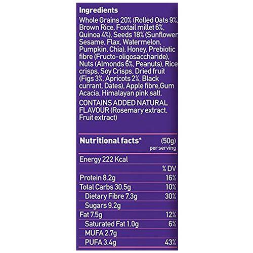 Yoga bar Breakfast Protein Bar - Apricot Fig, 50 gm