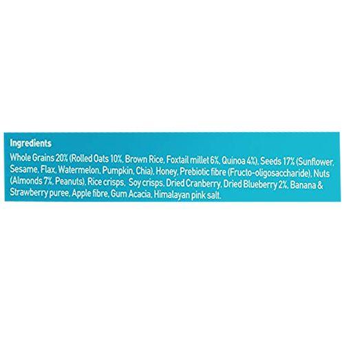 Yoga bar Breakfast Protein Bar - Blueberry, 50 gm Pack of 6