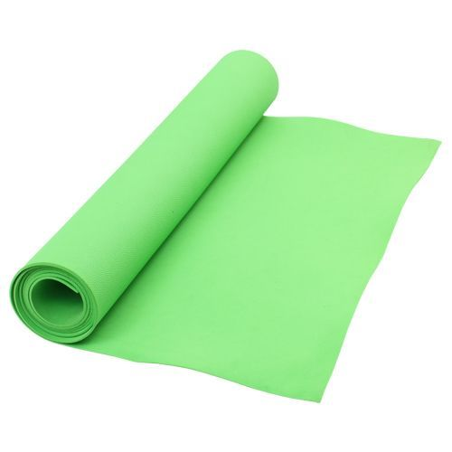 Natures Plus Yoga Mat - Green, PVC, 1 pc