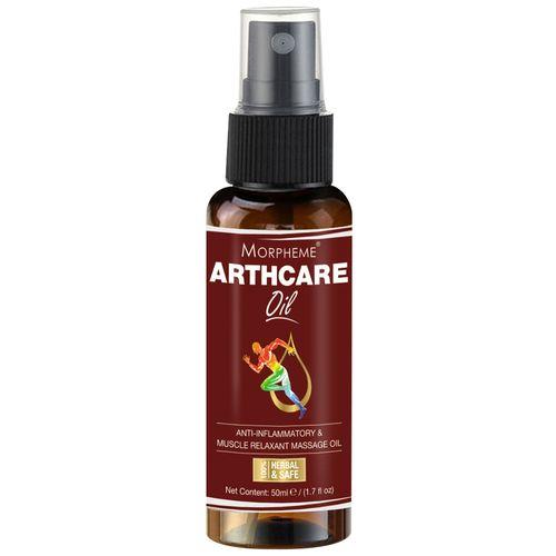 Morpheme Remedies Oil - Arthcare, Spray, 50 ml