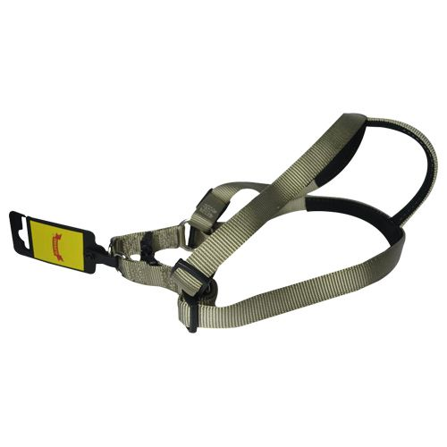 Glenand Padded Harness - 3/4 Inch, Fawn Colour, 1 Pc