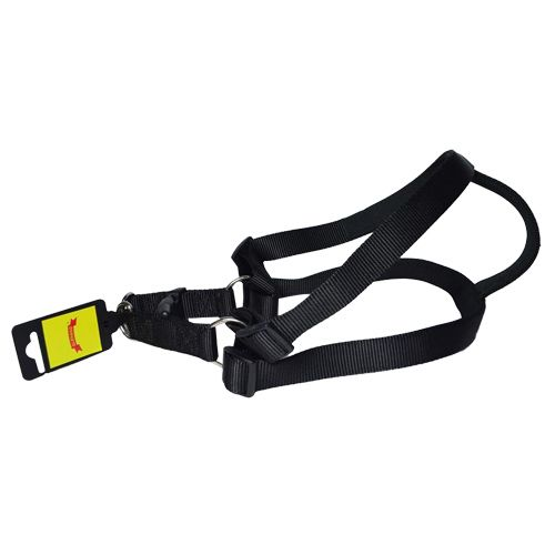 Glenand Padded Harness - 1 inch, Black Colour, 1 Pc