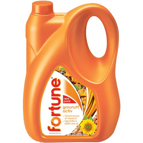 Fortune  Oil - Grounutt Activ, 5 L Jar