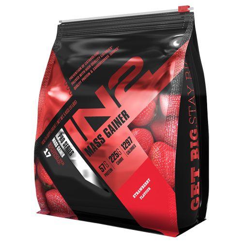 IN2 Mass Gainer - Strawberry, 5 kg