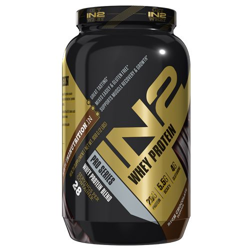 IN2 Whey Protein - Rich Chocolate, 908 gm