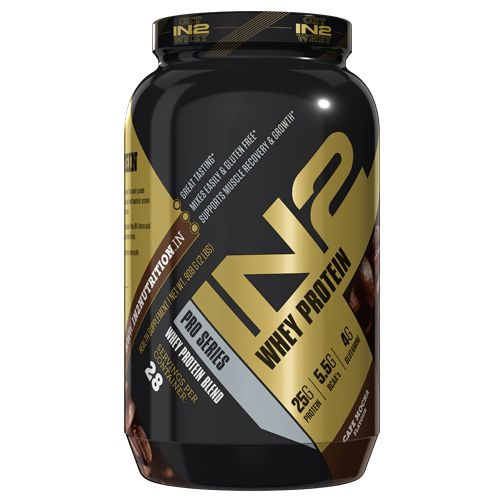 IN2 Whey Protein - Cafe Mocha, 908 gm