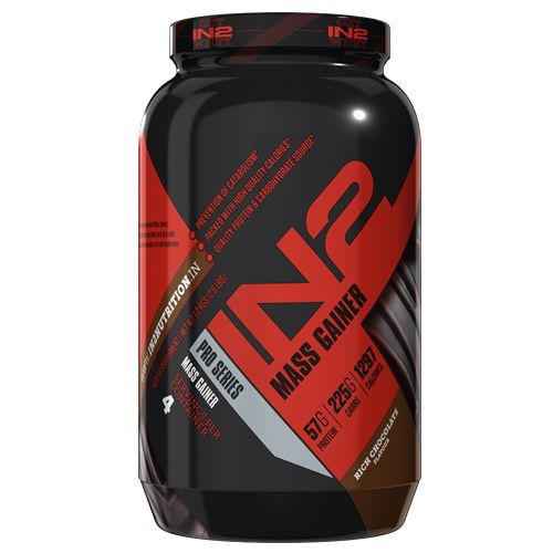 IN2 Mass Gainer - Rich Chocolate, 1.2 kg