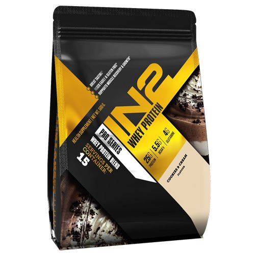 IN2 Whey Protein - Cookies & Cream, 500 gm