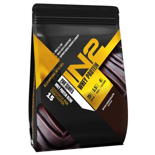 IN2 Whey Protein - Rich Chocolate, 500 gm