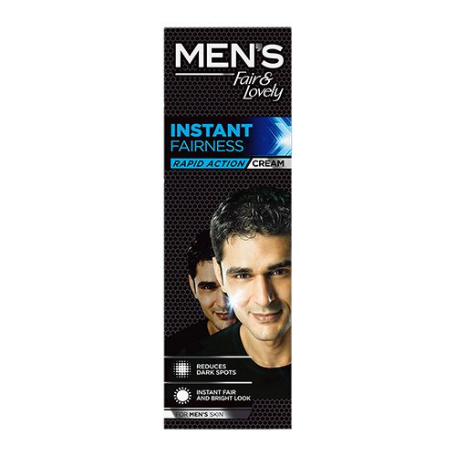 Fair & Lovely  Cream - Instant Fairness, MENs, Rapid Action, 25 g