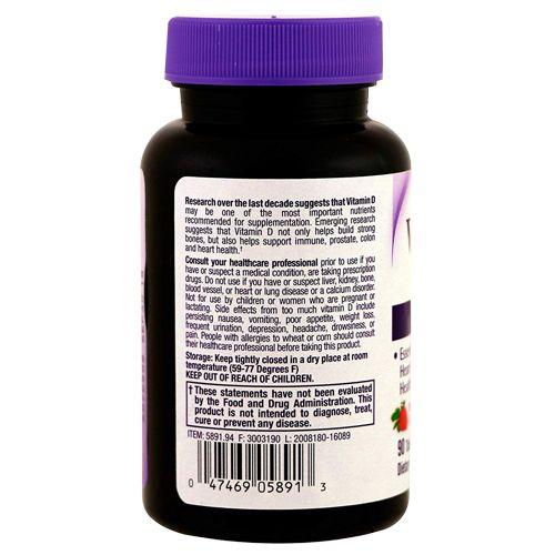 Natrol Tablets - Vitamin D3, 5000 IU, 90 pcs