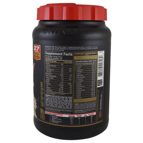 Buy Allmax Nutrition Whey Protein
