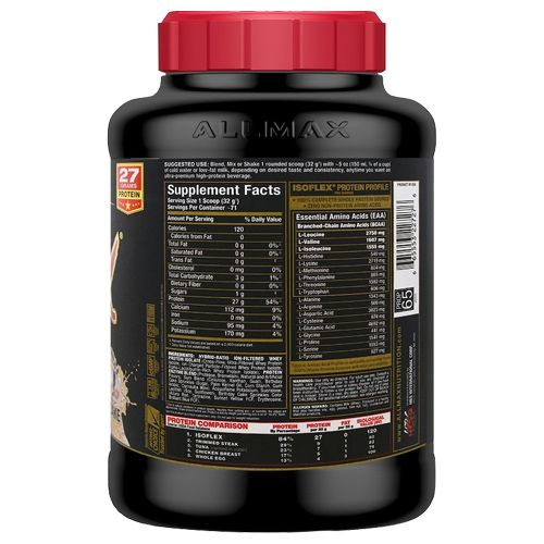 Buy Allmax Nutrition Whey Protein