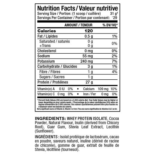 Allmax Nutrition Whey Protein - Isonatural, Chocolate, 2 lb