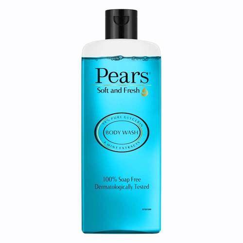 Pears Shower Gel - Soft & Fresh, 250 ml