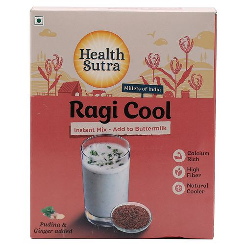 Health Sutra Instant Mix - Ragi Cool, 250 g