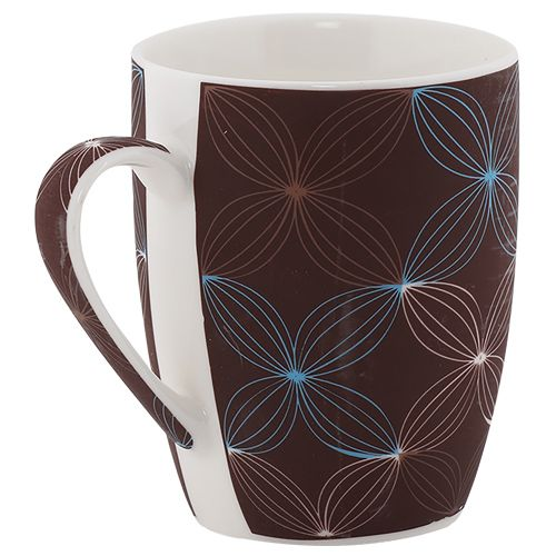 Rslee Coffee-Tea-Milk Mug - Flower Print, BB 381 2, 275 ml