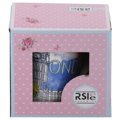 Rslee Coffee-Tea-Milk Mug - Big Ben London Print, 350 ml