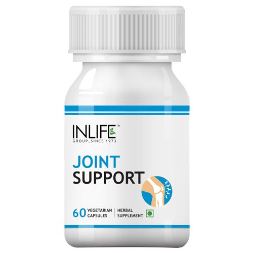 Inlife Supplement - Joint Support, Active Pain Relief, 60 Capsules