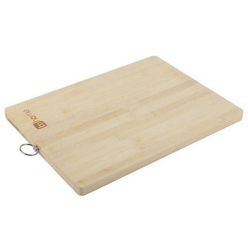 Bb Home Chopping Cutting Board Bamboo Wood Steel Handle Bh 044 1 Pc