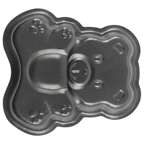 DP Teddy Bear Cake Mould - Grey BB 633, 1 pc