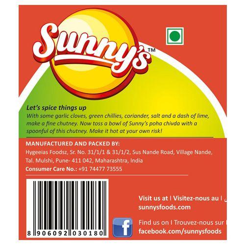 Sunnys Chivda - Poha, 200 g