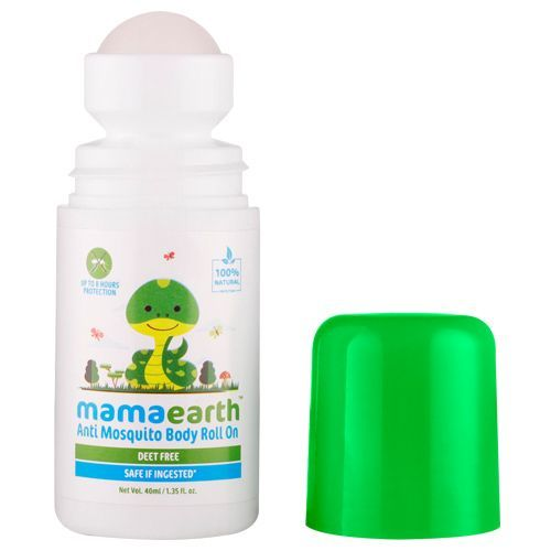 Mamaearth Natural Mosquito Body Roll on, 40 ml