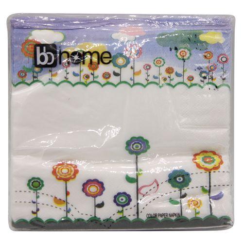 BB Home Paper Napkins - Sunflower, 20 Pulls