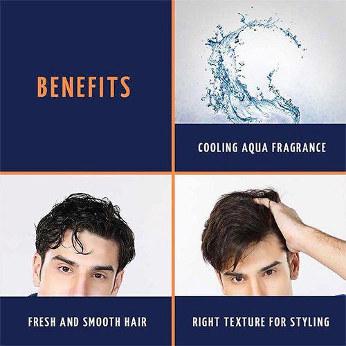 Set Wet Studio X Styling Shampoo For Men - Cooling & Style, 180 ml