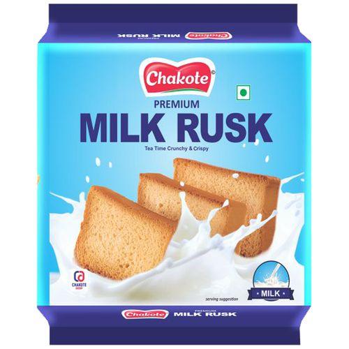 Chakote Rusk - Milk, 200 g