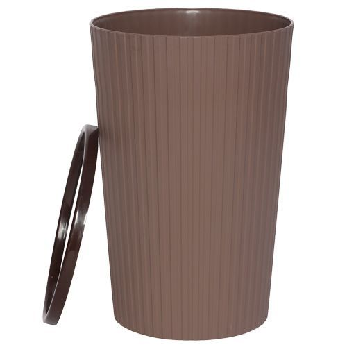Shengyi Multiutility Basket - Plastic, Grey Gry BB 624, 1 pc