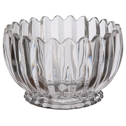 cc5cca5e9493 Buy Hi-Luxe Glass Bowl - Nile Online at Best Price - bigbasket