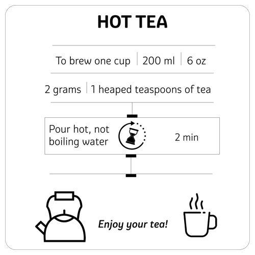 Teamonk Global Green Tea - Sozen Orange Detox, Nilgiris, 100 g