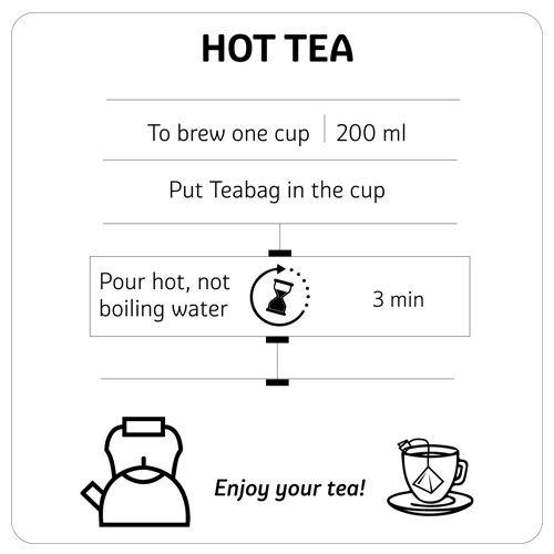 Teamonk Global White Tea - Sei, Nilgiris, 30 pcs