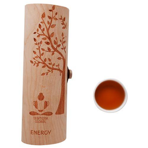 Teamonk Global Tea Gift Box - Energy Collection, 4 Pcs