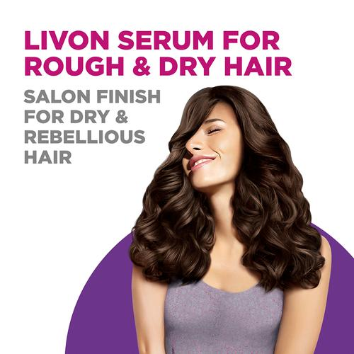 Livon Serum Serum for Dry & Rough Hair, 100 ml