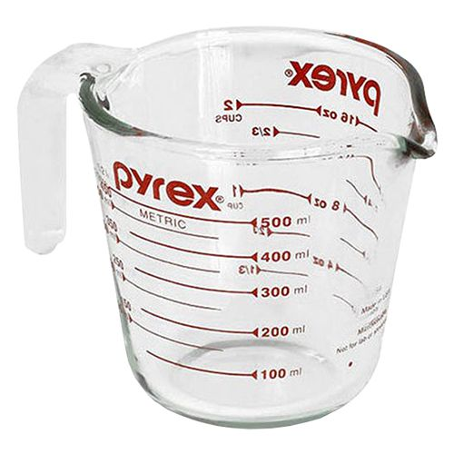 Pyrex Measuring Cup, 473 ml
