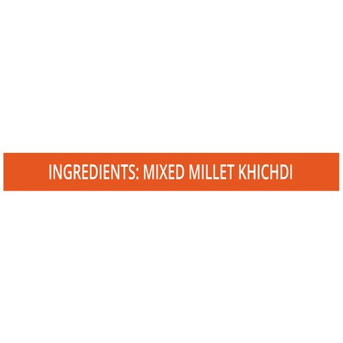 Pro Nature Mixed Millet Khichdi, 500 g